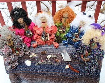 Aromatherapy Herb Dolls