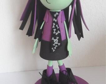 Morgane fofuchas doll handmade