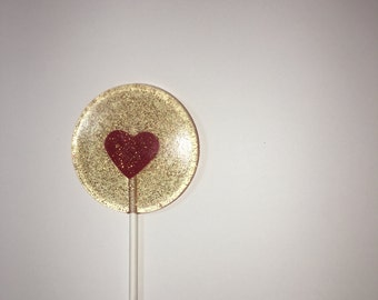 Valentines day lollipops!