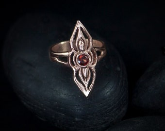 Ethereal Flame Ring