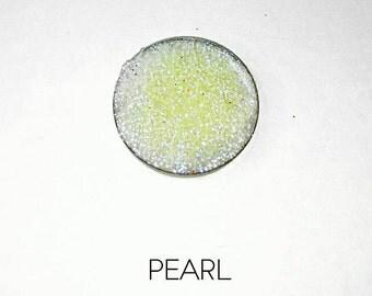 Pressed Glitter Eyeshadow - 'Pearl'