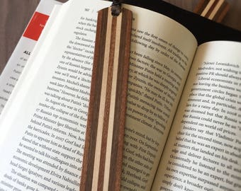 Hardwood Bookmark