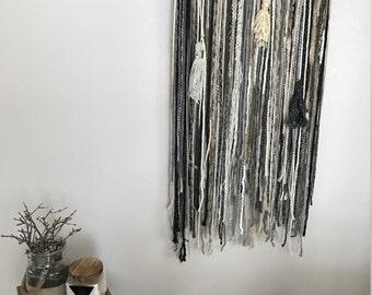 Yarn Wall Hanging-neutral