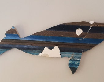 Southern Right Whale Wall Hanging