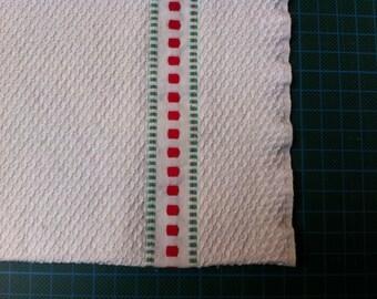 Fabric coupon cotton rag 54X120cm