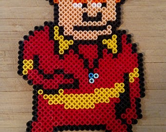 Home Movies Coach McGuirk Perler Bead Sprite 7 Inches