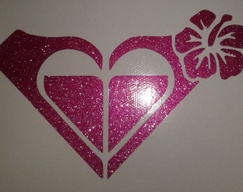 roxy vinyl decal
