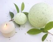 Black Lodge Bath Bombs // Ritual Bath Bomb // Twin Peaks Inspired Herbal Bath Bomb