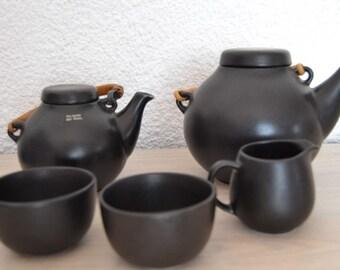 Vintage Arabia Finland Tea Set