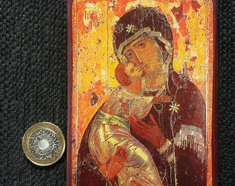 Icon of the Mother of God (Vladimir)