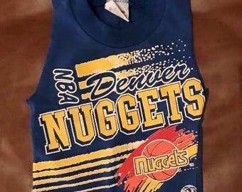 Vintage Baby Denver Nuggets T-Shirt - Size 6M