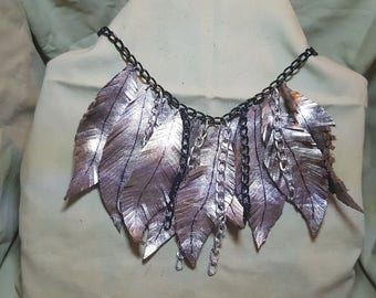 Chain's in Flight Necklace