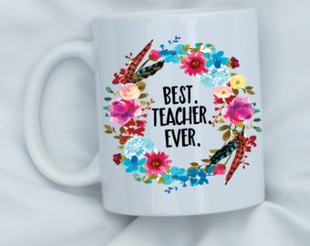 Teacher Gift, Teacher Mug, Personalized Teacher Mug, Teacher Appreciation, Gift for Teacher, Teacher, Personalized Gift