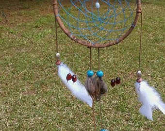 Native American Style Dream Catcher