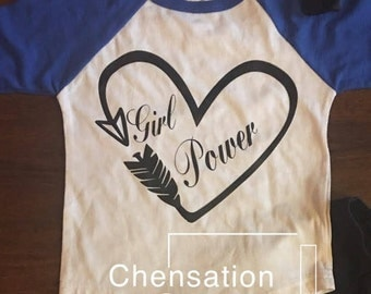 Youth- Girl Power Shirt