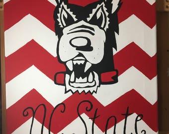 NCSU Paintings