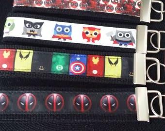 Marvel Keychains Deadpool Avengers Xmen