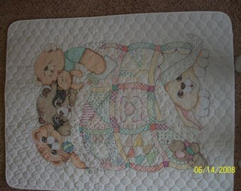 Baby Blanket Quilt Crib Cover