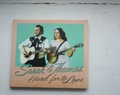 Hard for to Love - Old Time Country Album by Kentucky Duo Sarah & Thomas