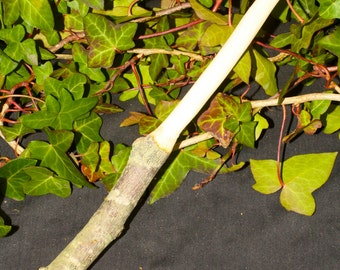 Natural Linden Wood Wand - For Freya - Goddess, Norse, Lime Tree, Wicca, witchcraft