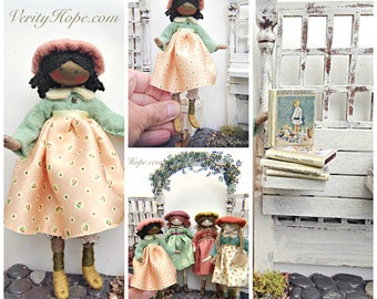 AMELIA DOLL KIT / Limited Edition / Vintage Style / by Verity Hope