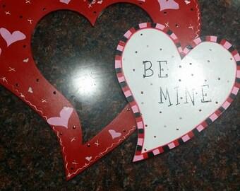 Be Mine Valentine Door Wall Decor