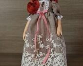 Secret Garden - Handmade dress for Ruruko doll