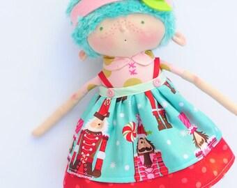 Christmas Dress Up Set - Nutcrackers