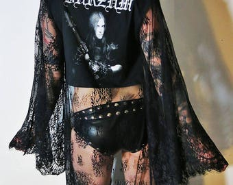 Burzum Lace Robe
