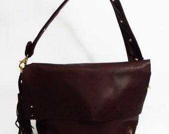 Soft leather bag | Etsy
