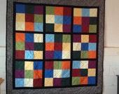 Sudoku color lap size pat...