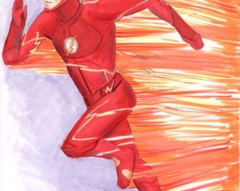 The Flash Print