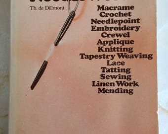 The Complete Encyclopedia of Needlework by Running Press 1972