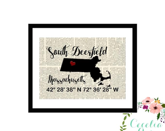 South Deerfield Massachusetts