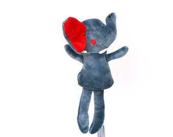 Stuffed Elephant Plush