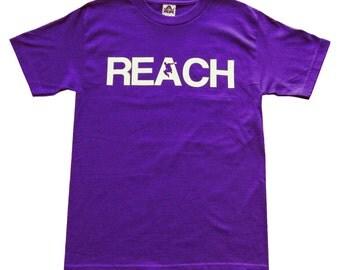 The REACH / ESCAPE Parkour T-Shirt - Purple