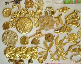 Jewelry Findings Lot 39 Plus items