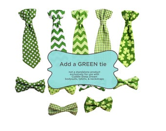 Green bow tie. Green tie. Green necktie. Baby tie. Boys tie. chevron, stripe, polka dot. Lime Green, Dark Green, Kelly Green