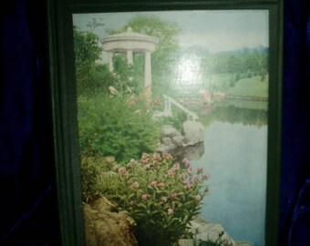 1927 Practical Landscape Gardening HB Book Robert Cridland