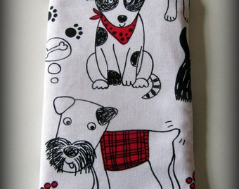 Eyeglass case - Sunglasses case - glasses case - dog eyeglass case - dog sunglass case- dog glasses case - dog - dog lover - animal