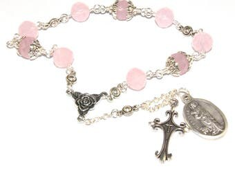 Saint Agatha Chaplet, Patron Saint of Breast Cancer Sufferers