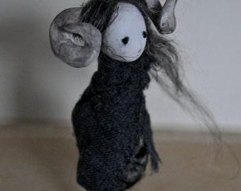 OOAK Art Doll - Winter Borne Ragnild