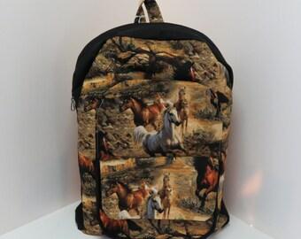 Pintos & Paints Preschool Backpack