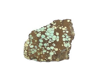Turquoise in natural Rock Matrix, Southwestern Turquoise Nugget