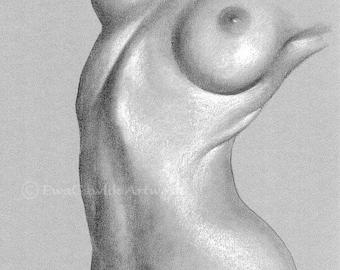 Sensitive Nude 120