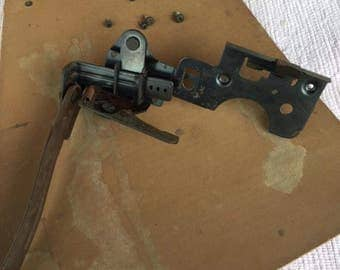 Vintage Sewing Machine Knee Control Lever | Vintage Parts and Accessories
