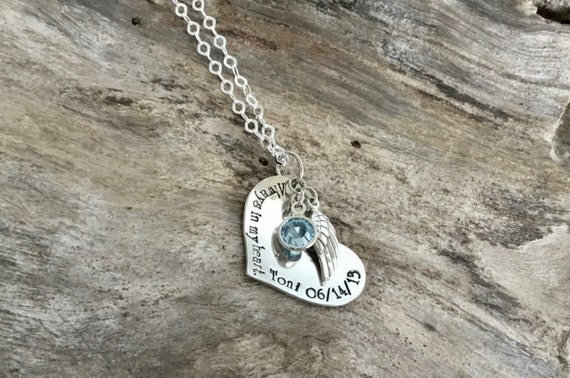 Memorial jewelry,remembrance neckalce,Angel jewelry,memorial necklace,remembrance jewelry,remembrance necklace,memorial gift