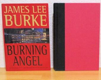 JAMES LEE BURKE Burning Angel First Edition 1995