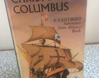 Ladybird Adventure from History Book Christopher Columbus 1961