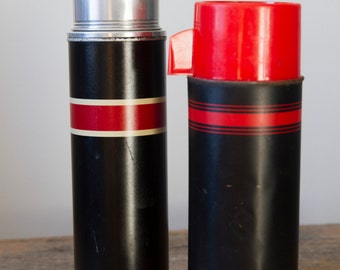 Vintage Thermos - Set of Two